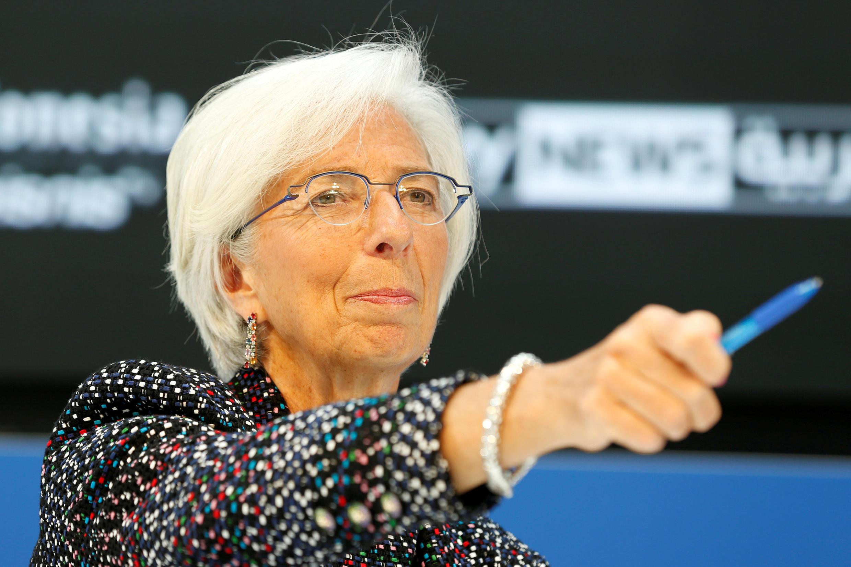 Shugabar Asusun bada lamuni na duniya IMF, Christine Lagarde
