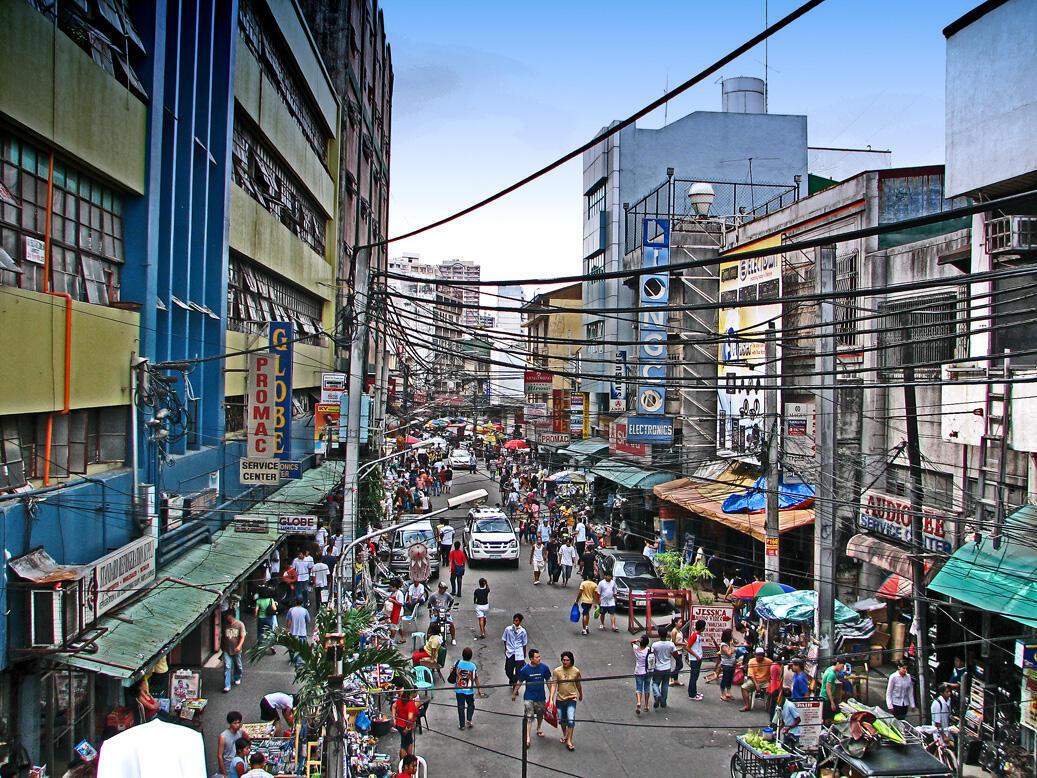 菲律賓馬尼拉奎阿坡區