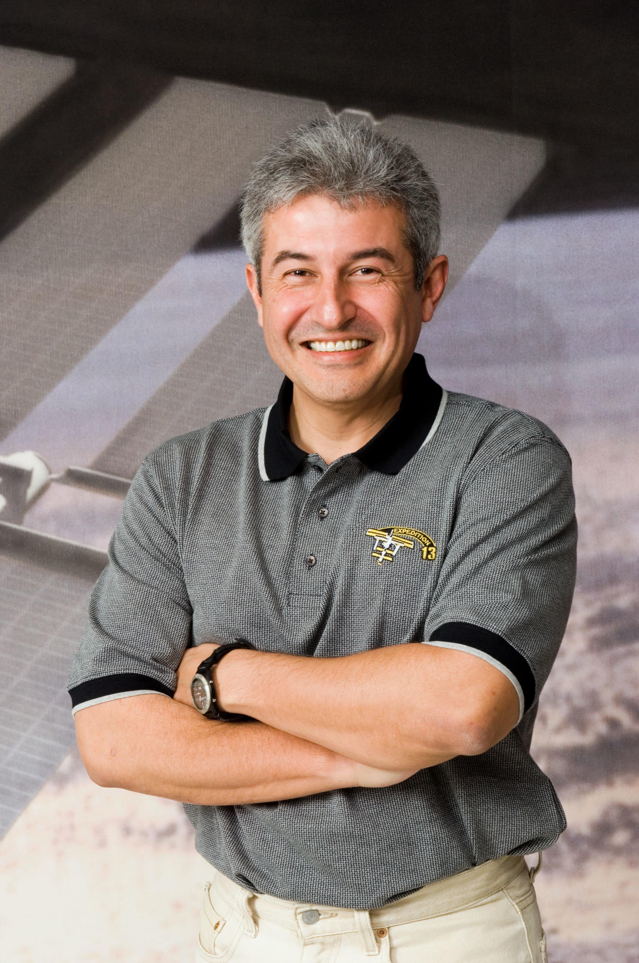 Astronauta Marcos Pontes agora é embaixador da Boa Vontade na ONU.