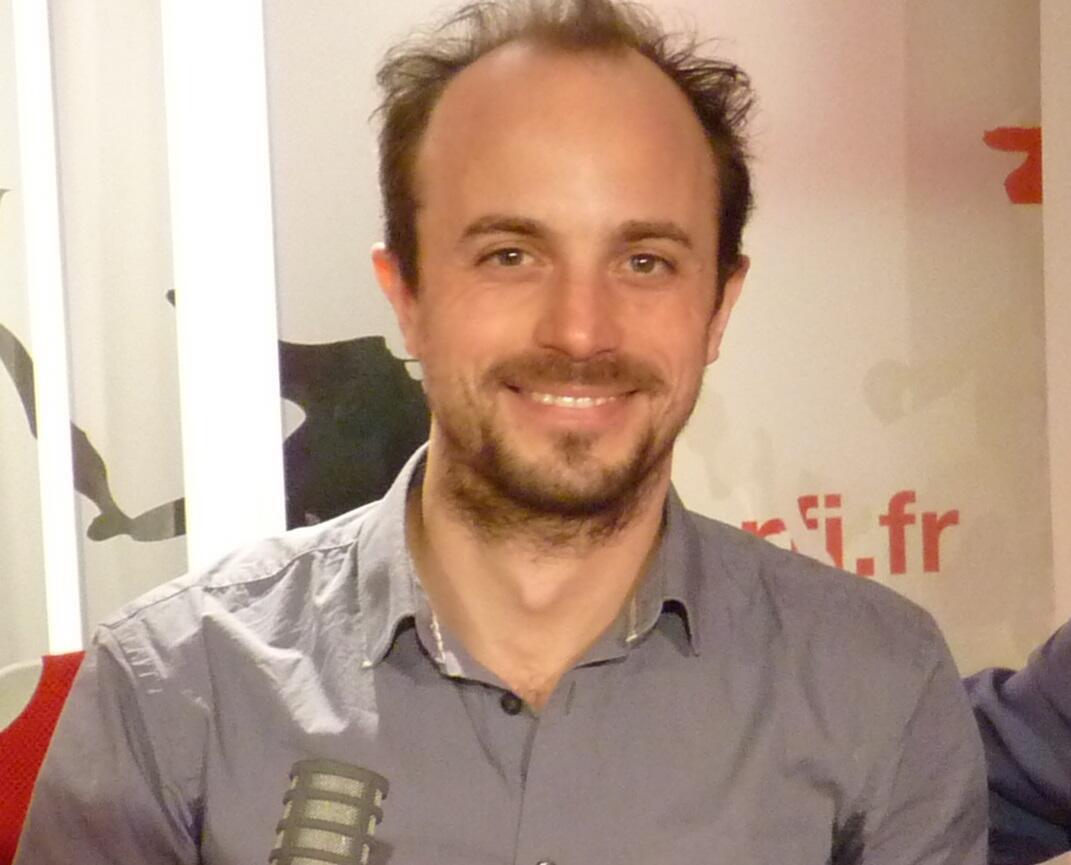 Matías Trípodi en RFI