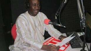 Aminu Manu, wakilin RFI a Abuja, Najeriya da Allah ya wa rasuwa