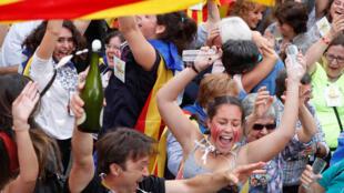 Парламент Каталонии объявил о независимости региона от Испании