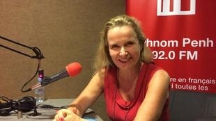 Anne LEMAISTRE representante unesco au cambodge 23-11-2015
