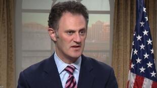 ناتان سلز هماهنگ کنندۀ مبارزه با تروریسم در وزارت امور خارجۀ آمریکا