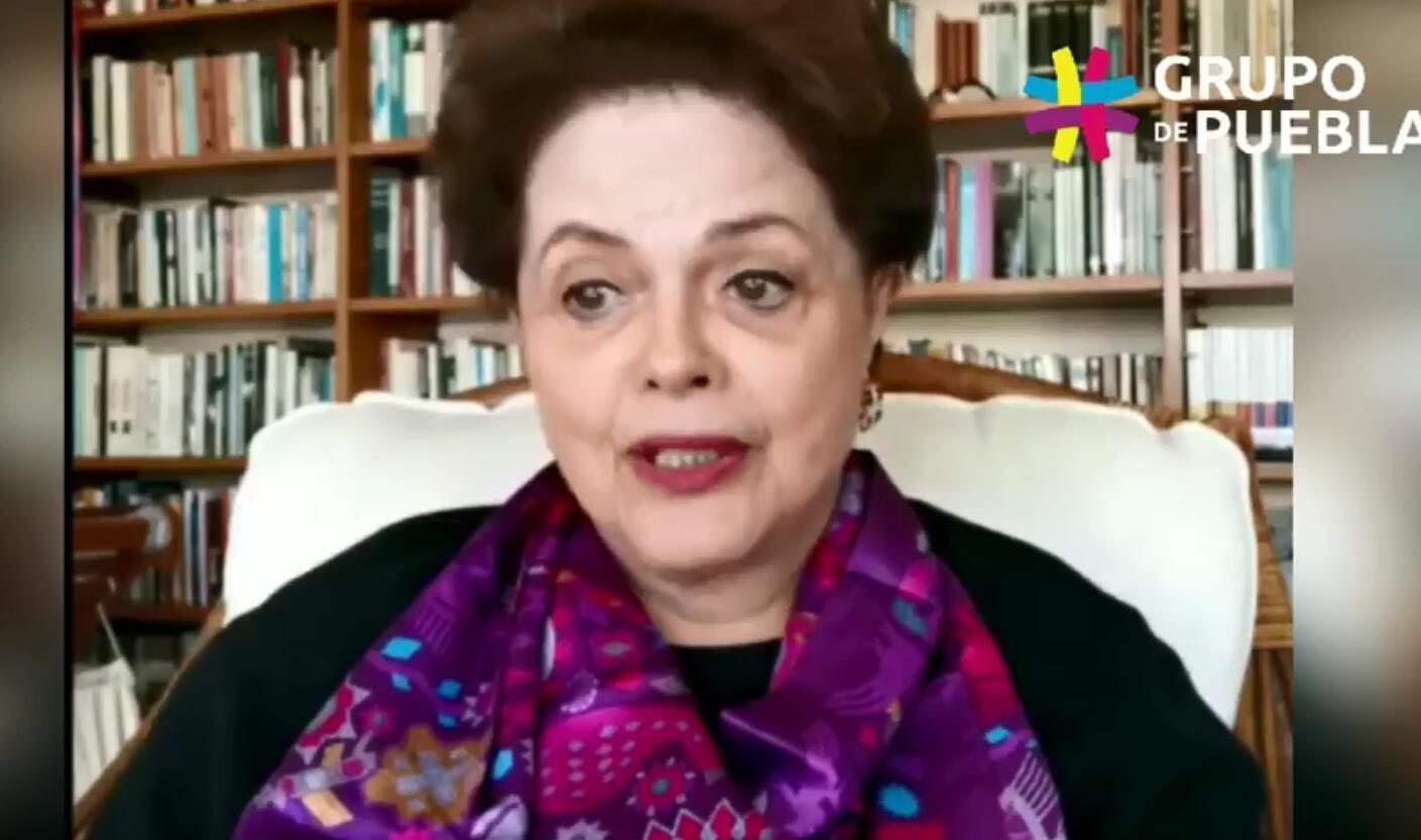 Dilma Rousseff Grupo de Puebla