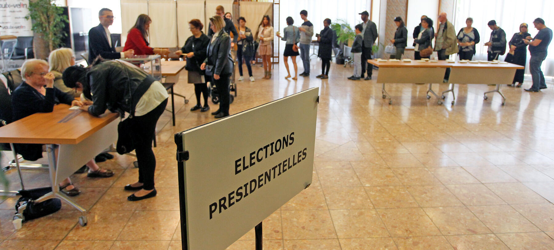 یک حوزه رأیگیری
