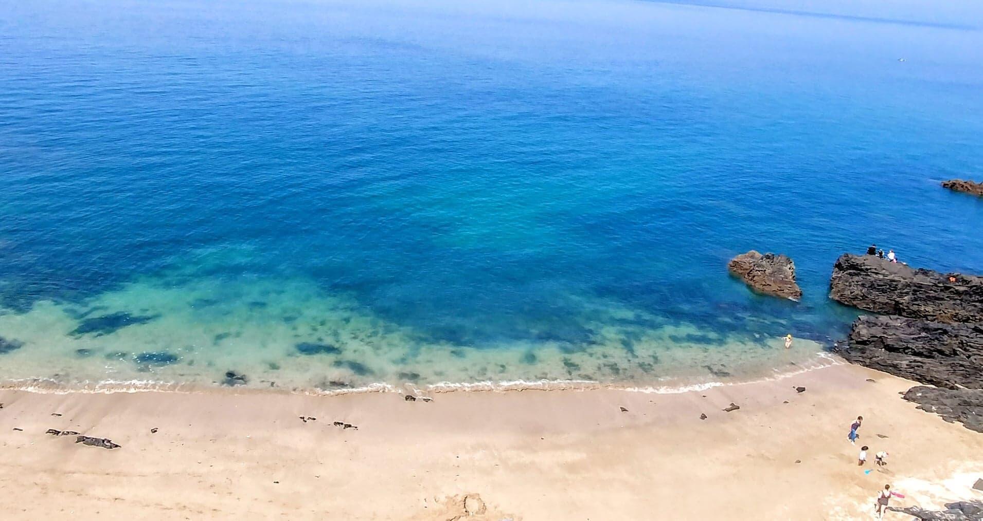 """Bãi tắm Estagnol, một trong những bãi biển đẹp nhất vùng """"French Riviera"""""""