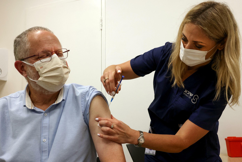 Troisième campagne de vaccination en Israël