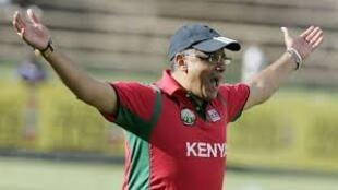 Aliyewahi kuwa kocha wa Kenya Adel Amrouche, raia wa Algeria na Ubelgiji