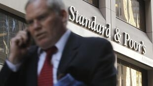 Trụ sở Standard and Poor's tại New York (REUTERS)