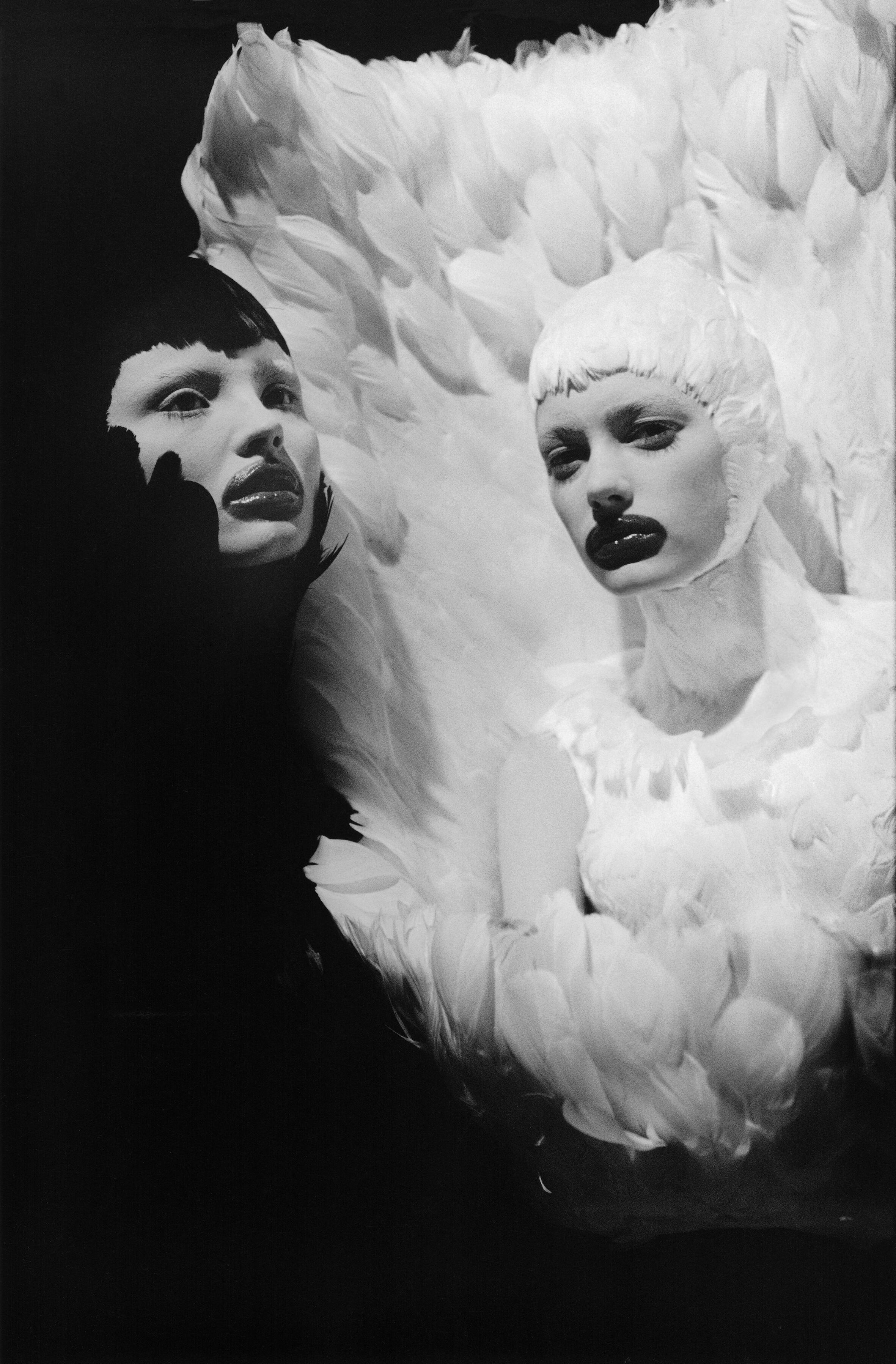 """""""Unfallen Angels I, Paris, 2009"""", cortesia da artista."""