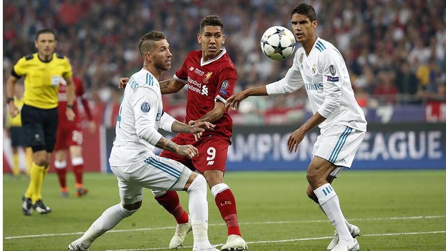 PHOTO Real Madrid-Liverpool 28 mai 2018