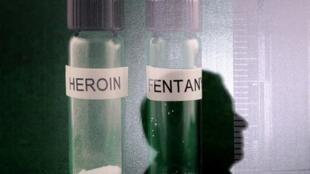 美國每年有上萬人因芬太尼使用死亡