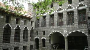 Diyarbakır's historic architectural style