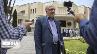 سعید نمی وزیر بهداشت جمهوری اسلامی ایران.