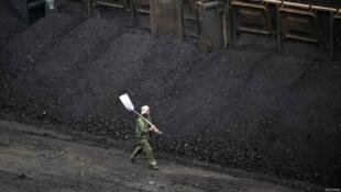 煤炭發電污染嚴重。