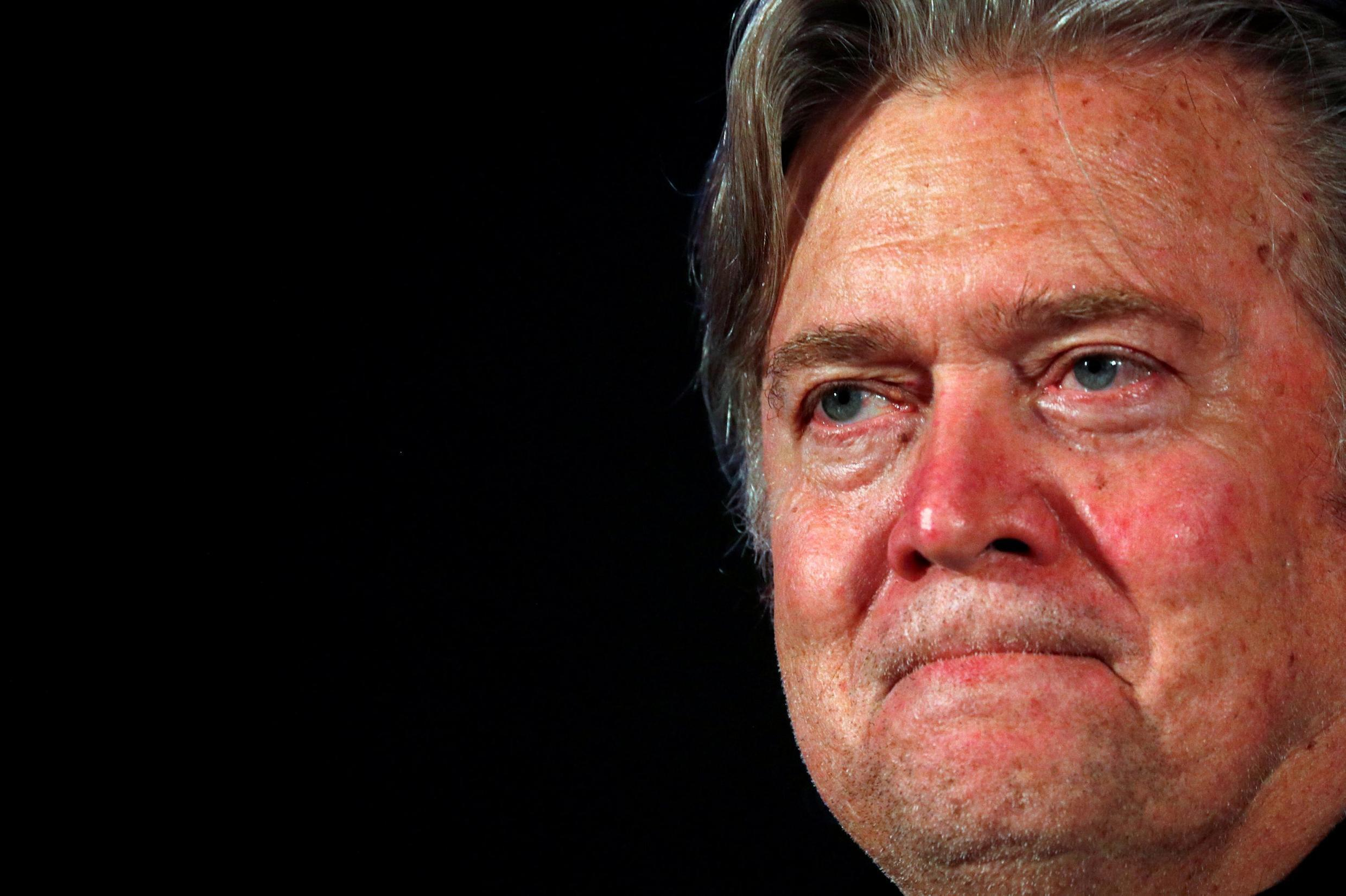 American political strategist Steve Bannon, former advisor to US President Donald Trump, has come to Paris for the European elections and has been praising the campaign of far-right leader Marine Le Pen.
