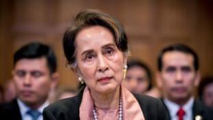 國際法院就緬甸軍方對羅興亞人實施的暴行舉行首次聽證會 昂山素季出庭辯護                2019年12月11日