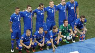 Đội tuyển Iceland gây bất ngờ.