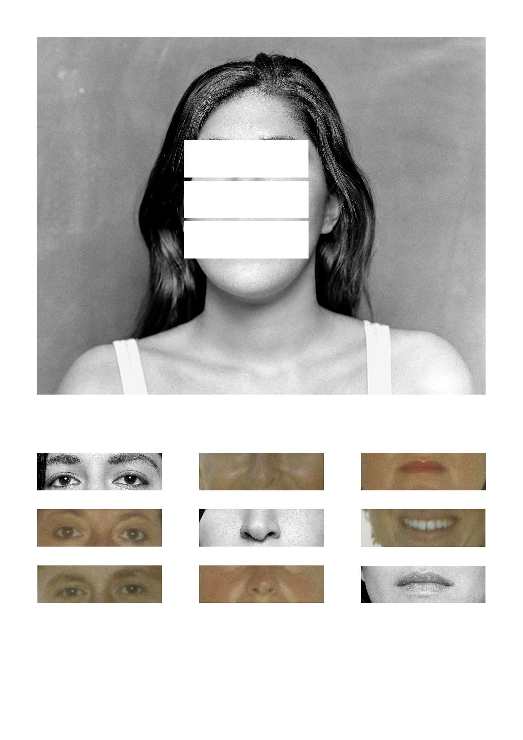 Physiognomic exclusion process - 'The Y' project