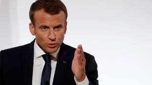 O presidente Emmanuel Macron chega hoje à Guiana