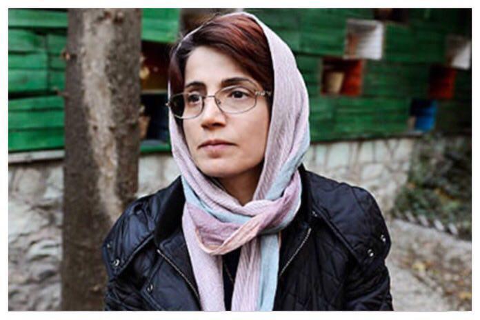 Nasrin Sotoudeh - IRAN