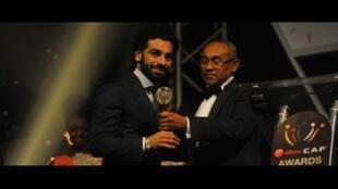 Mohammed Salah, mchezaji bora barani Afrika