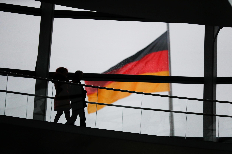 Trụ sở Quốc Hội Đức ở Berlin.