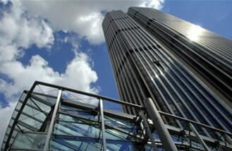 Sede da European Banking Authority (EBA), em Londres.