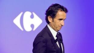 Alexandre Bompard, le grand patron de Carrefour.