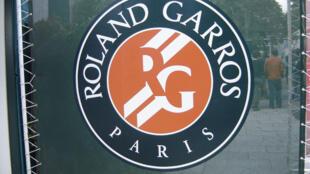 Logo del torneo de Roland Garros.