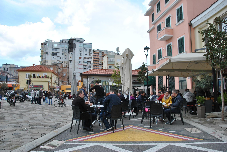 À Tirana. (Photo d'illustration)