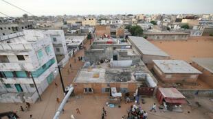 Moja mwa kata za mji mkuu wa Sénégal-Dakar
