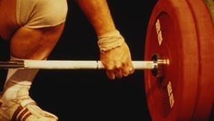 Антонис Мартасидис должен был выступить в соревнованиях среди тяжелоатлетов в категории до 85 кг