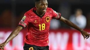 Angolano Herenilson Carmo na lista dos melhores jogadores a jogar em África