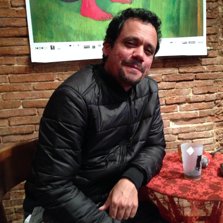 Carlos Segundo, diretor do curta Ainda Sangro por Dentro