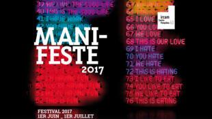 « Le Regard musicien » c'est le thème de la 6ème édition du festival ManiFeste