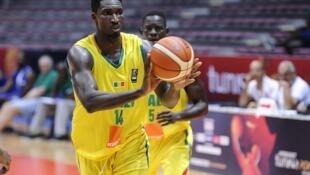 Le Malien Mohamed Tangara.