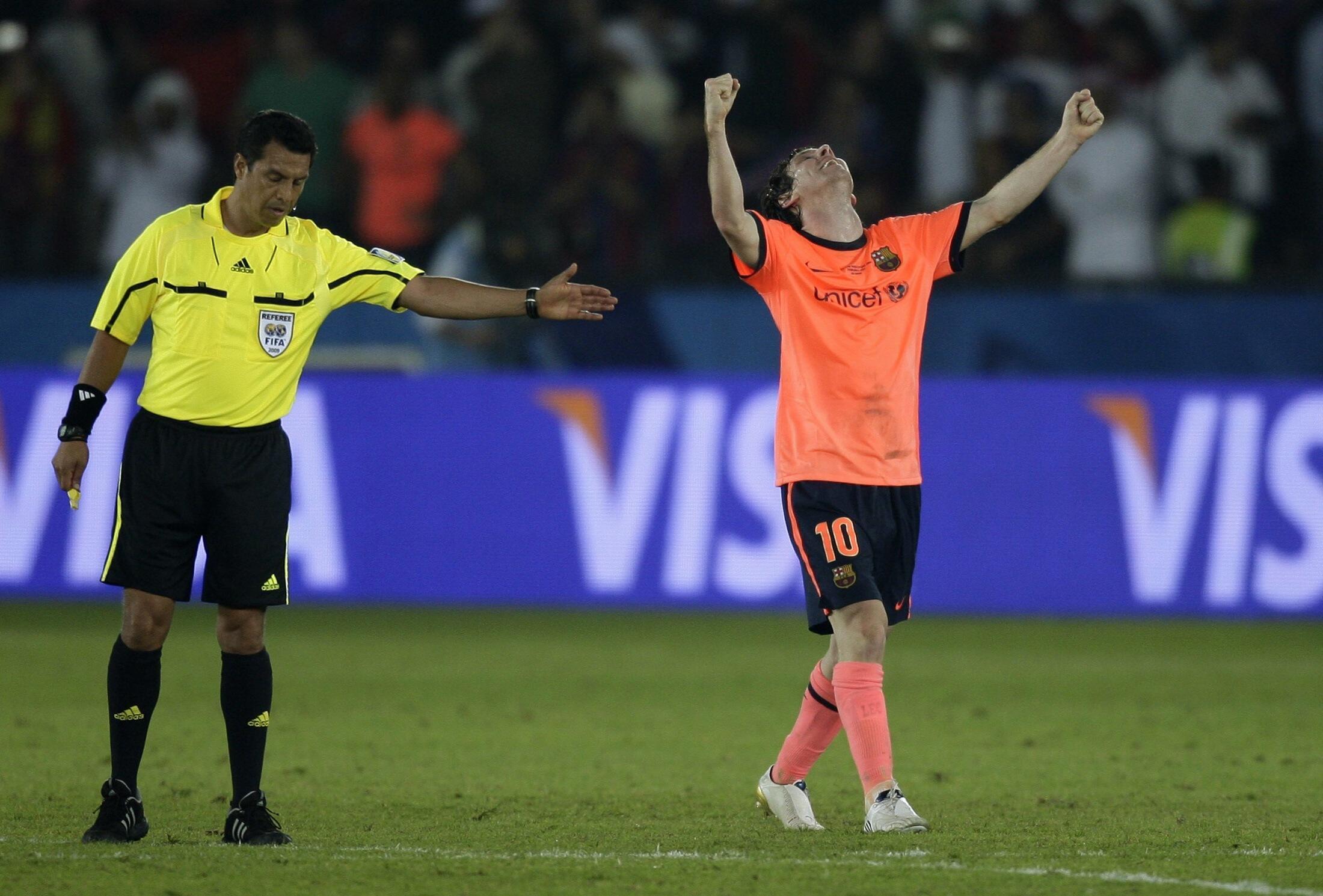 Lionel Messi ajoute une ligne à son palmarès.