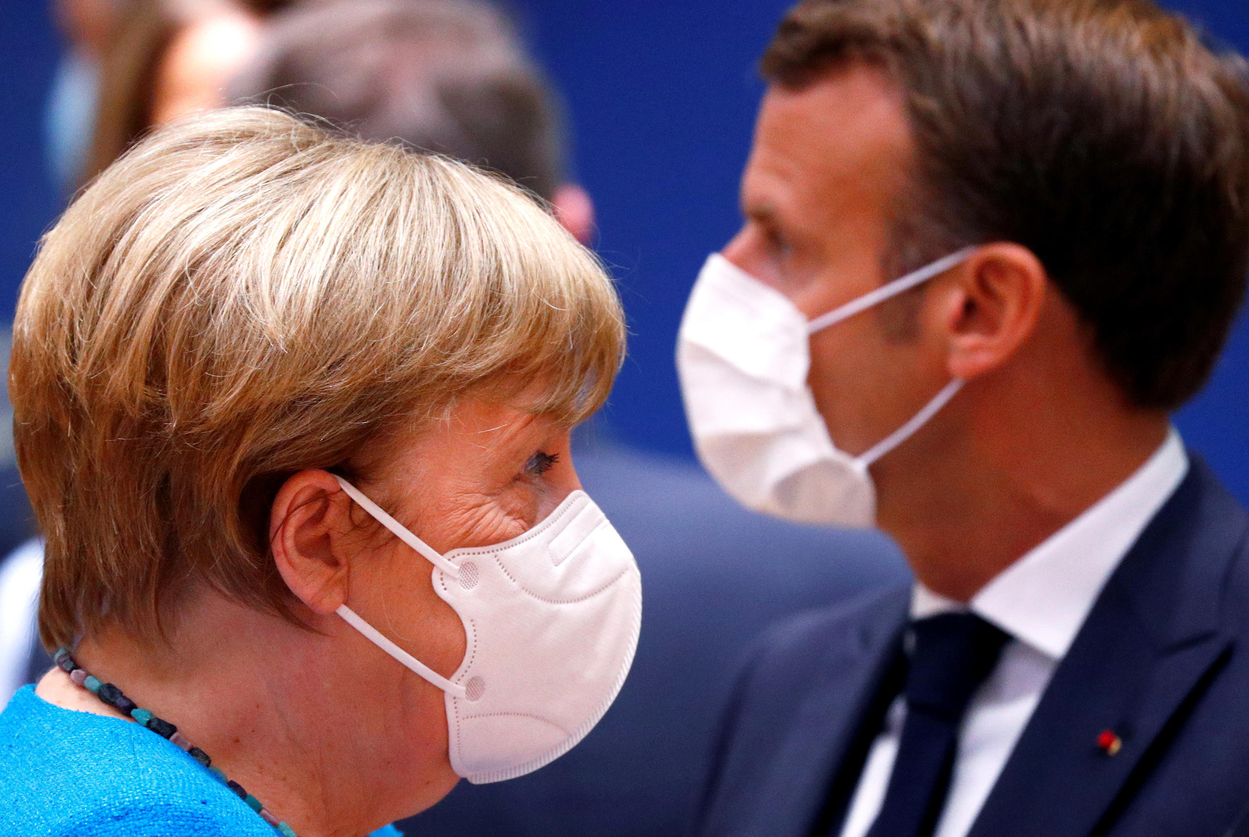 Both France and Germany have seen a sharp spike in Covid-19 cases in summer. (File Photo, July 2020)