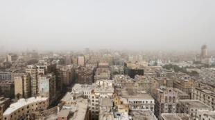 Vision sur la ville du Caire, le 25 octobre 2018. (image d'illustration)
