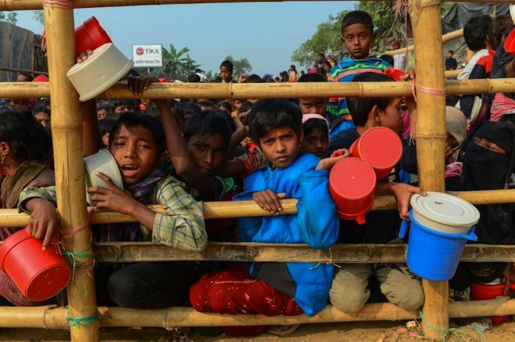 A baya-bayan nan ne 'yan gudun hijirar Rohingya suka gindaya sharudda ga hukumomin kasar dangane da batun komawarsu gida.