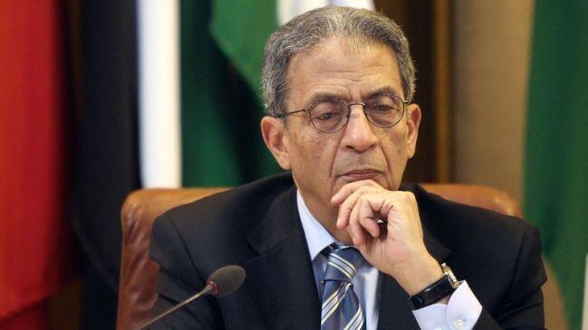 عمرو موسی، رئیس کمیته پنجاه نفره بازبینی قانون اساسی مصر