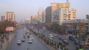 Karachi in Pakistan.