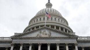 Le Capitole, où siège le Sénat américain.