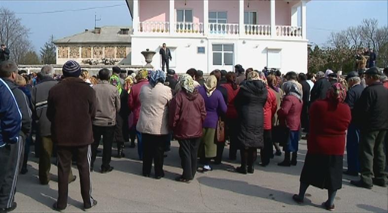 Сход жителей села Дороцкое
