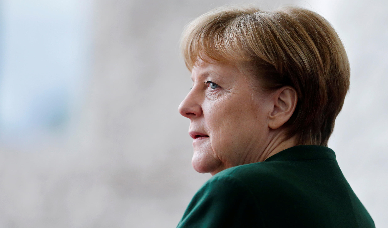 Thủ tướng Đức Angela Merkel công du Hoa Kỳ với một thái độ thận trọng