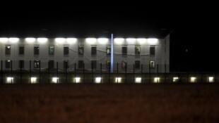 The jail of Vivonne near Poitiers, western France