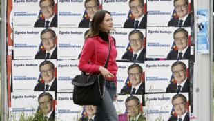 Os poloneses estão divididos entre um candidato liberal e pró-europeu e outro conservador e nacionalista.