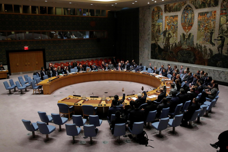 联合国安理会中止以色列屯垦决议被通过,巴勒斯坦代表:对以色列的迎头一击